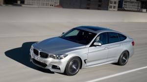 Новый хэтчбек BMW 3-Series GT