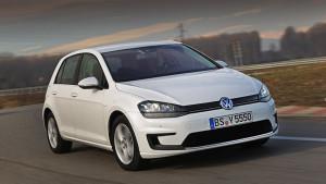 Volkswagen покажет в Женеве несколько модификаций Golf Mk7