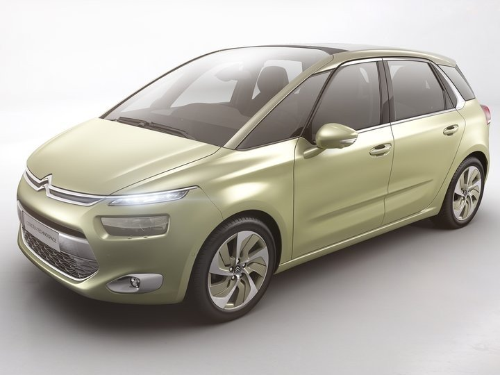 Французский концепт-кар Citroen Technospace