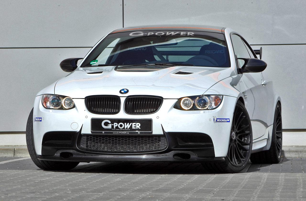 Тюнинг BMW M3 от фирмы G-Power