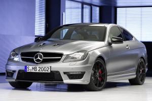 Специальная версия Mercedes C 63 AMG Edition 507