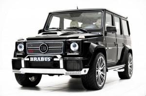 800-сильный Brabus Widestar 800