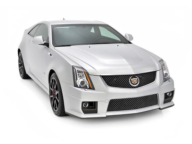 Ограниченная версия Cadillac CTS