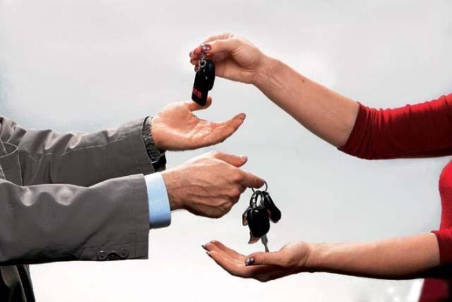 Выкуп и покупка автомобиля