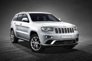 Обновленная версия  Jeep Grand Cherokee 2014