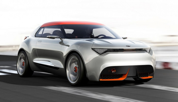Концепт-кар Kia Provo может попасть на конвейер