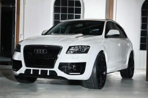 Тюнинг внедорожника Audi Q5