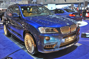 Новые автомобили от Alpina