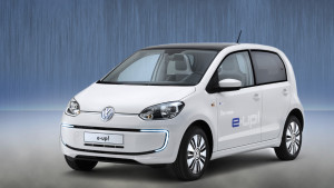 Серийный электромобиль VW e-up!