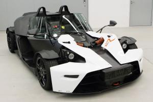 Гражданская версия спорткара KTM X-Bow GT