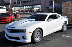 Автомобиль для дрэг-рейсинга Chevrolet Camaro COPO