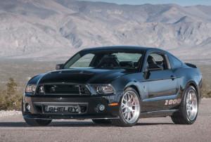 1200-сильный спорткар 2013 Shelby 1000 S/C