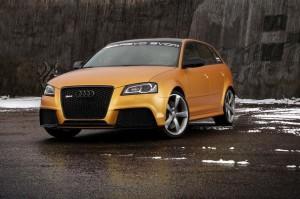 Тюнинг спортхэтча Audi RS3 Sportback