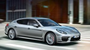 Хэтчбек Porsche Panamera получит новые модификации