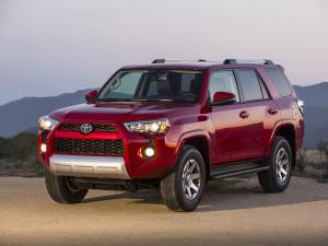 Рестайлинговая версия Toyota 4Runner