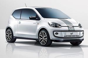 Новые модификации автомобиля Volkswagen Up!