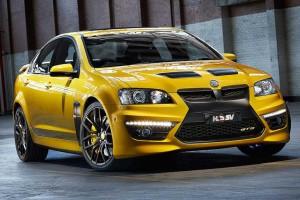 Австралийский седан Holden HSV GTS Gen-F
