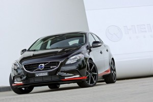 Тюнингованный Volvo V40 Pirelli от Heico Sportiv