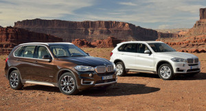 Первые фото BMW X5 нового поколения