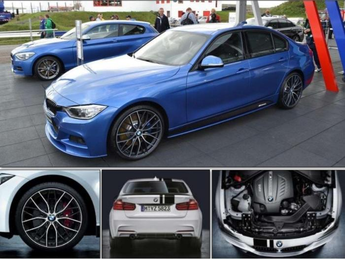 Эксклюзивные BMW 335i M Performance Edition