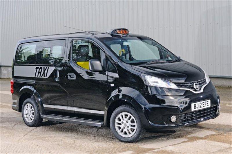 Лондон получит новые такси