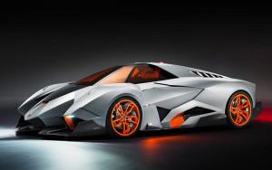 Концепт-кар Lamborghini Egoista