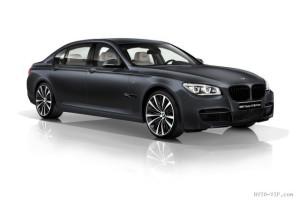 Только для японцев: BMW V12 Bi-Turbo Limited Edition