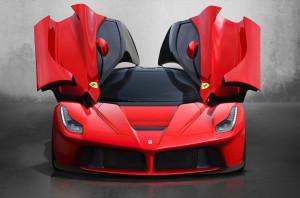 Эксклюзивная версия Ferrari LaFerrari