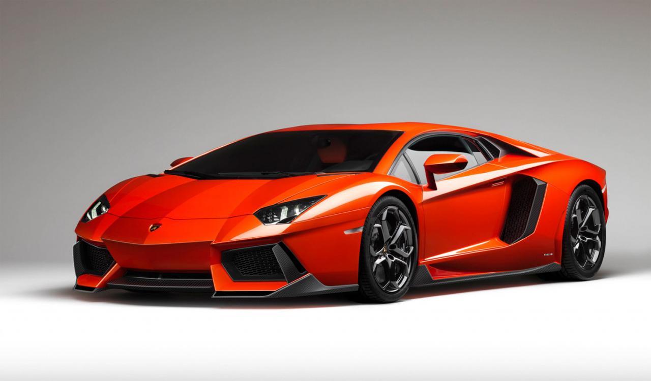 Lamborghini Aventador получит тюнинг-пакет от Vorsteiner