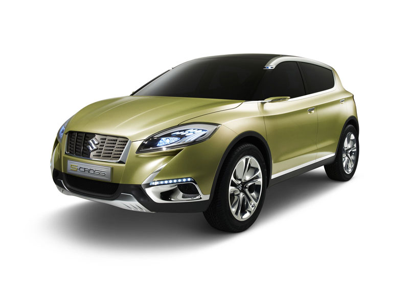 Suzuki разрабатывает новые модели