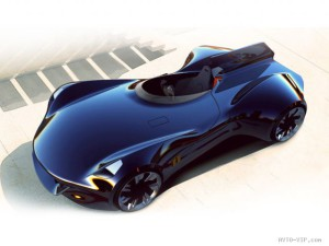 Jaguar XK-I Concept: современный взгляд на классический автомобиль