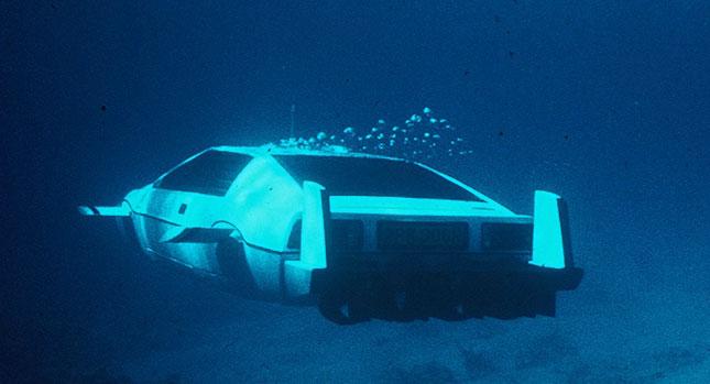 Автомобиль Джеймса Бонда продадут с аукциона