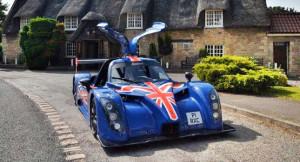Гоночный автомобиль Radical RXC