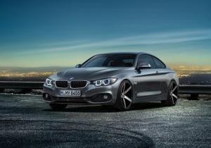 Фантазии на тему BMW 4-Series