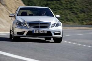 Mercedes-Benz E63 AMG мощностью более 850 л.с.