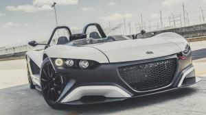 Новый автомобиль для трек-дней Vuhl 05