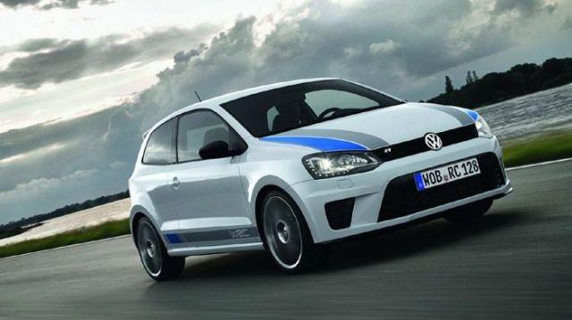 Самый мощный Поло — VW Polo R WRC