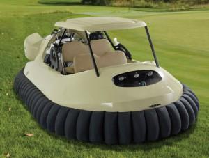 Гольф-кар на воздушной подушке
