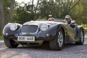 Шестилитровый родстер от компании Leopard Automobile