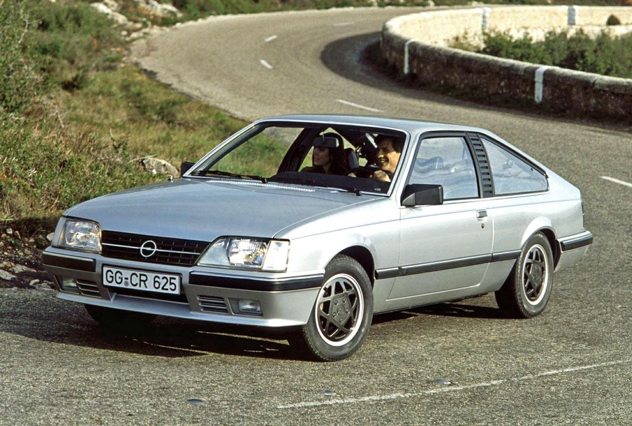 Компания GM может возродить Opel Monza