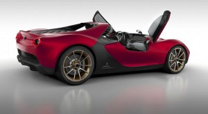 Масштабная модель Pininfarina Sergio
