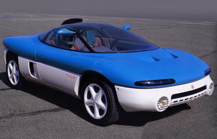 Ретро-концепт 80-х Isuzu COA III