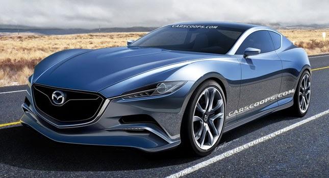 Концепты компании Mazda