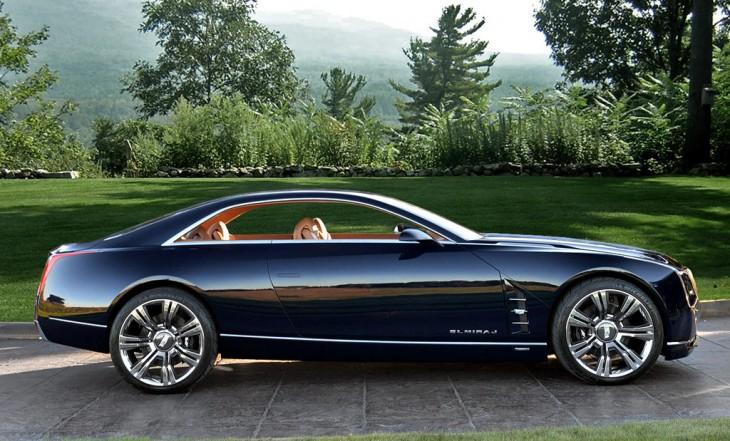 Роскошный концепт Cadillac Elmiraj
