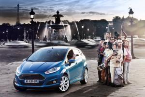 Ford Fiesta — лучший женский автомобиль