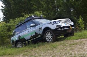 Гибридные внедорожники Range Rover