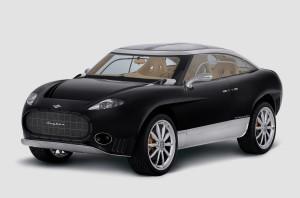 Суперспортивный внедорожник Spyker D8