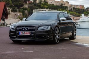 Тюнинг Audi S8 от MTM