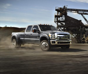 Ford обновил пикапы F-серии