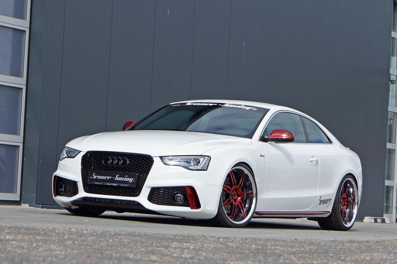 Тюнинг Audi S5 от Senner Tuning